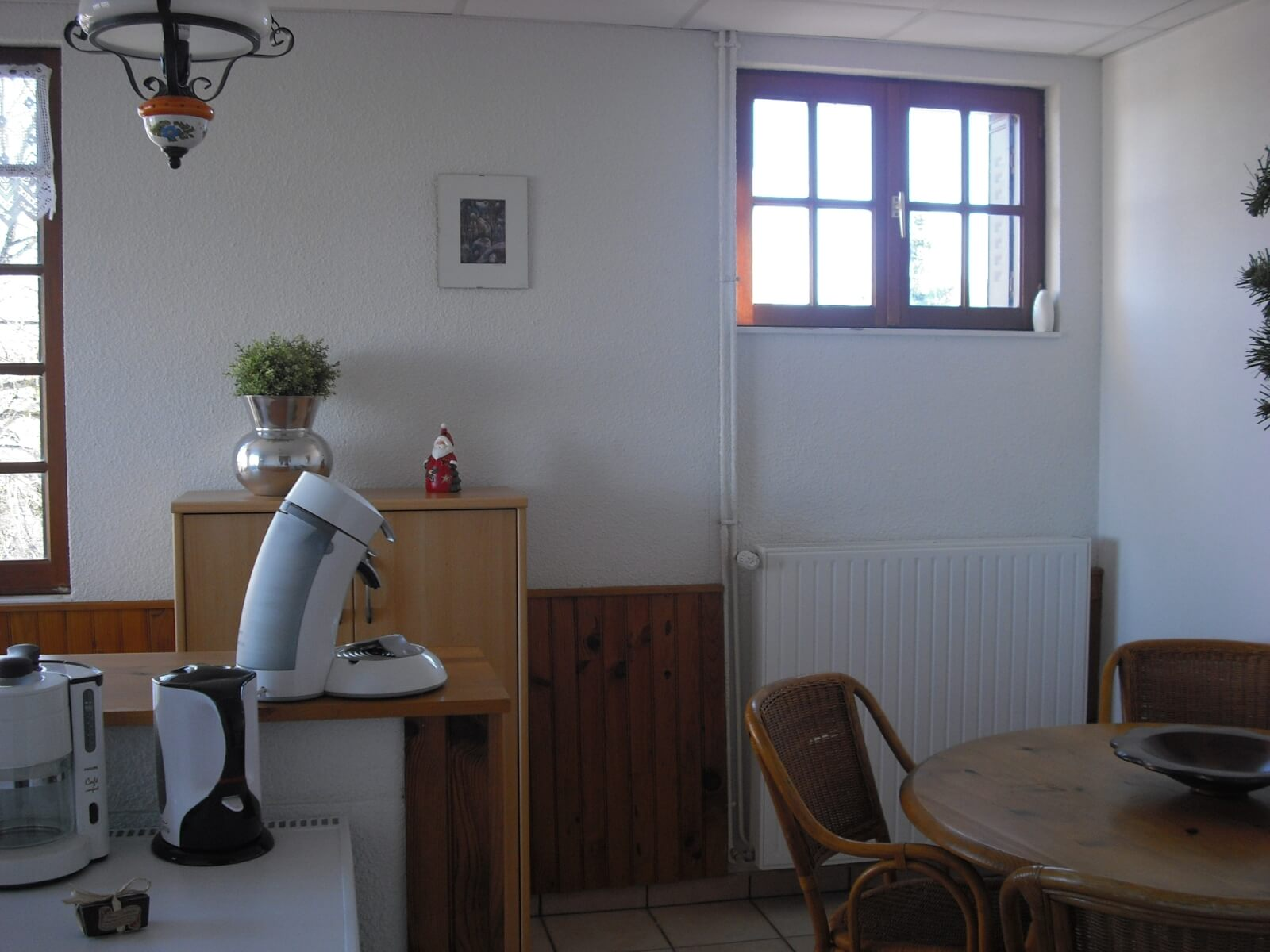 Keuken in appartement Sancy